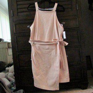 Baby Pink Anthropologie Dress